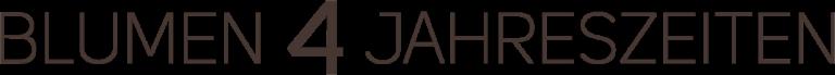 Logo Blumen 4 Jahreszeiten