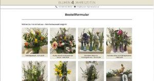 Blumen 4 Jahreszeiten Shop